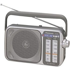 Best Portable AM/FM Radio Reviews in 2018